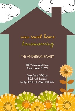 Housewarming Invitations and Moving Announcements From ...