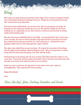 Christmas Stationary And Letters From PurpleTrail