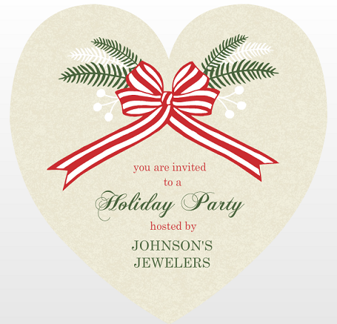 Business Holiday Party Invites PurpleTrail Blog – Business Holiday Party Invitations