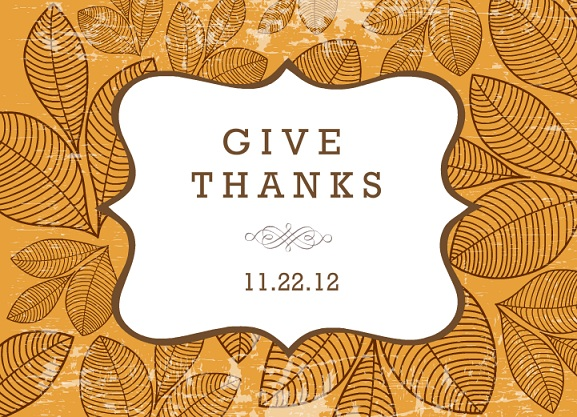Thanksgiving Invitations By Purpletrail